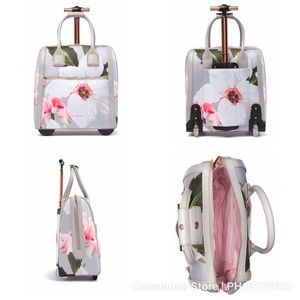 9f153ce3b4e1d ... Ted Baker London Bags - Ted Baker Ordina Chatsworth Bloom Travel Bag  popular stores fed91 7ccb3 ...